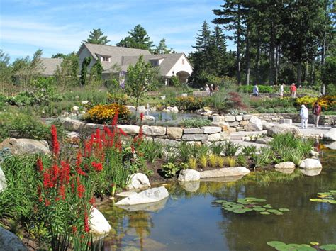 maine botanical gardens 10 ways to escape the heat in maine maine travel maven