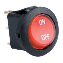 switch de palanca  polos  tiro  posiciones  amp