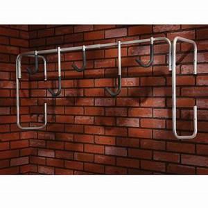 Accroche Murale Velo : porte v lo mural horizontal castorama ~ Dode.kayakingforconservation.com Idées de Décoration