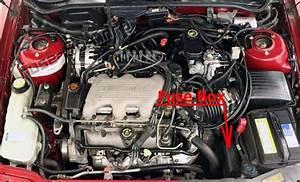 Fuse Box Diagram Buick Skylark  1992