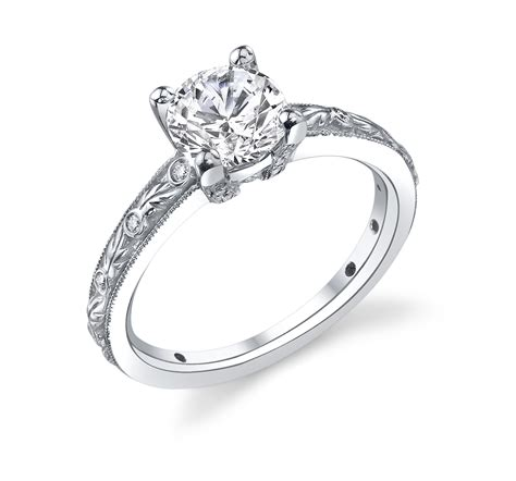 best place to sell wedding ring engagement ring of the day ritani robbins brothers