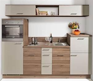 Einbaukuche kuche express win plan magnolia kaufen bei for Küche 250cm