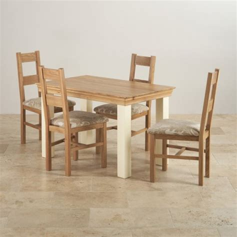 the country cottage range oak and painted furniture