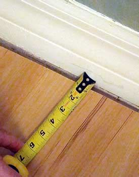 laminate flooring expansion gap expansion gaps contraction of hardwood floors explained
