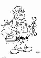 Plumber Coloring Pages Again Bar Looking Case Don sketch template