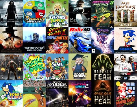 Juegos de celular nokia 5200. Pack 64 Juegos JAVA para Celular | Siver Game