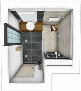 Bad Grundrisse Beispiele : badideen f r kleine b der ~ Orissabook.com Haus und Dekorationen