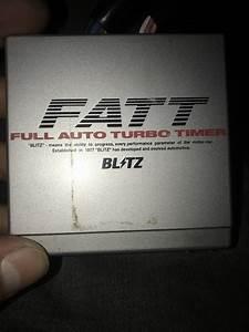 Blitz Fatt Turbo Timer Wiring Diagram