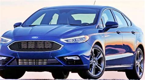 2020 Ford Fusion Redesign by 2020 Ford Fusion Redesign Fords Redesign