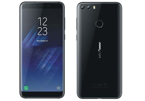 Ulefone F2 First Phone To Sport An 'Infinity Display