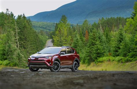 rav adventure towing capacity  ground clearance