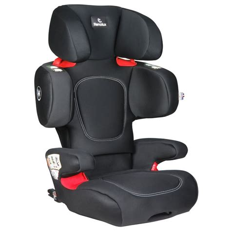 siege auto 2 3 isofix siège auto isofix renolux renofix softness groupe 2 3 norauto fr