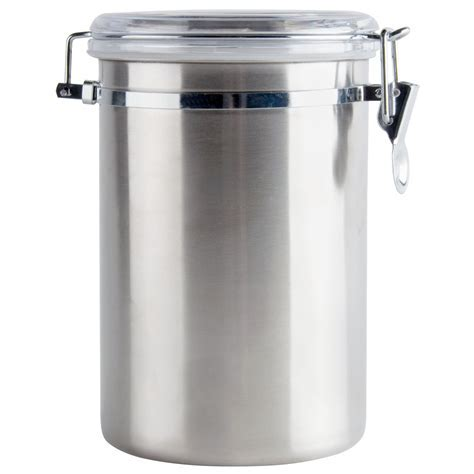 Stainless steel canister, stainless steel canister set