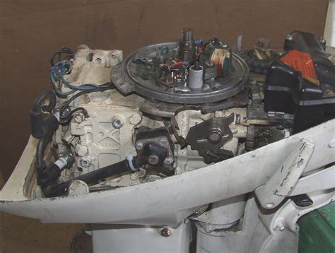 Maintaining Johnson/evinrude 9