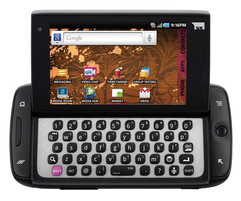 T-Mobile prices Sidekick 4G messaging phone [Video ...