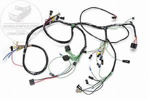 International Scout 800 Wiring Diagrams : wiring harness main under dash for scout 800 1966 to 68 ~ A.2002-acura-tl-radio.info Haus und Dekorationen