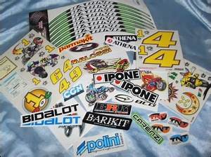 Autocollant Marque : autocollants stickers grilles d corations pour pocket bike pocket quad mini moto mini ~ Gottalentnigeria.com Avis de Voitures