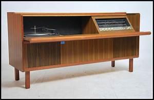 Meuble Platine Vinyle Vintage : meuble platine vinyles hifi teck bois couleur vintage c2qcjtw ~ Teatrodelosmanantiales.com Idées de Décoration
