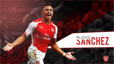 Alexis Sánchez Wallpaper at Arsenal FC | PixelsTalk.Net