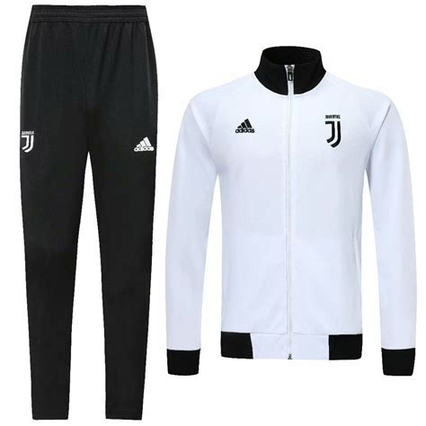 Juventus 19/20 White (Player edition) Men Jacket Tracksuit ...