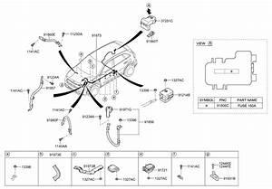 Wiring Diagrame Kia Niro