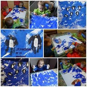 Pingouin Sur La Banquise : petits pingouins sur la banquise ~ Melissatoandfro.com Idées de Décoration