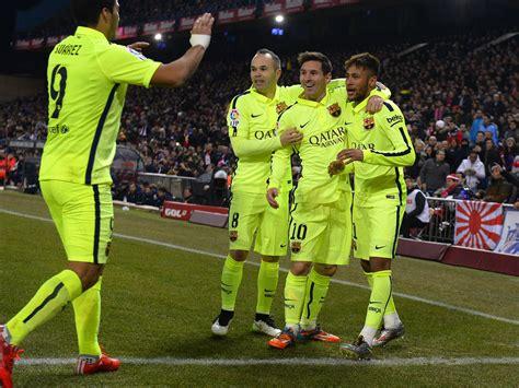 Atletico Madrid vs Barcelona match report: Neymar scores ...