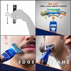 All Purpose Gillette Styler  Beard Trimmer  Men U0026 39 S Razor