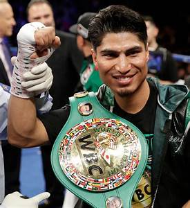 Mikey Garcia earns WBC lightweight title with knockout of ...