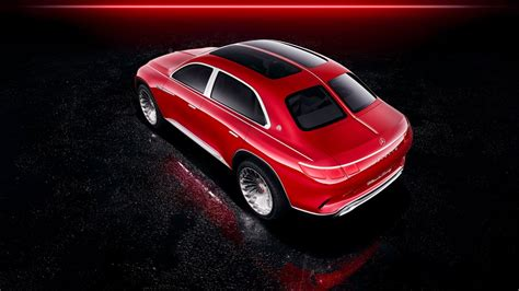Vision Mercedes Maybach Ultimate Luxury 4k 2 Wallpaper