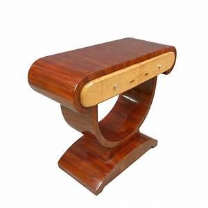Meuble Art Deco Occasion : console art d co meuble art deco vendre ~ Teatrodelosmanantiales.com Idées de Décoration