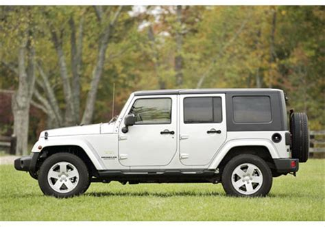 Jeep Wrangler Unlimited Diesel by Jeep Wrangler Unlimited 2 8l Di 233 Sel 5p 2013