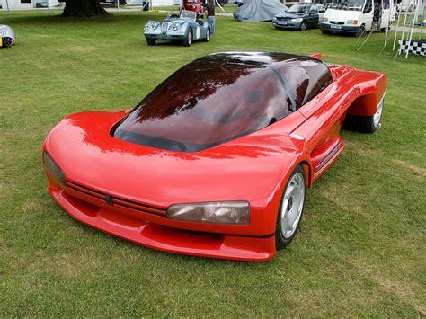 cars peugeot old concept cars peugeot proxima concept