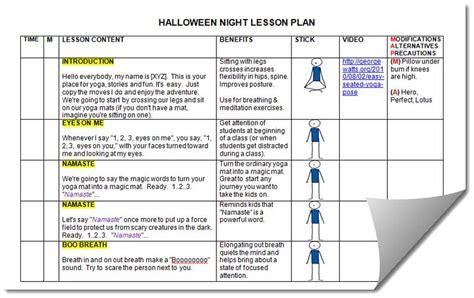 Kids Yoga Teacher Lesson Plan Kit Georgewattsorg