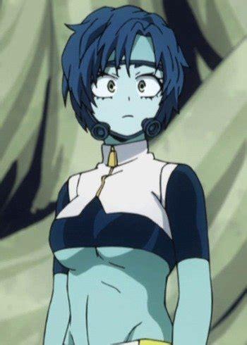 bubble girl anime planet