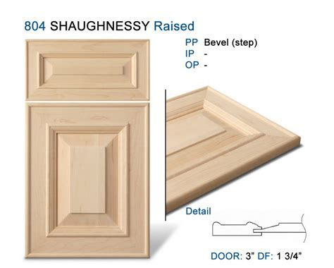 MITRE CABINET DOORS   Formed Moulding   Solid/Raised Panel