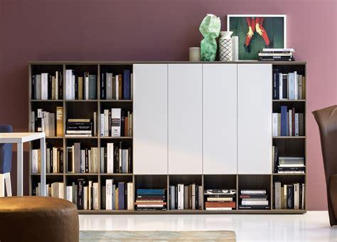 Bookcase Wall Units by Novamobili Wall Unit Bookcase 01 Customisable Wall Units
