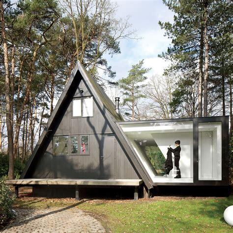 black exterior modern homes dwell