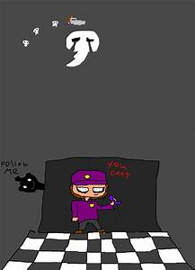 fnaf 3 the purple guy YOU CANT by GFREDDY1987 on DeviantArt