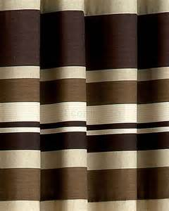 Extra Long Brown Shower Curtain