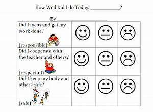 Search results for kindergarten behavior chart smiley for Smiley face behavior chart template