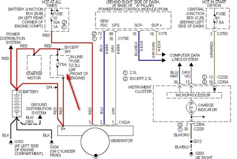 2001 ford escape wiring diagram wiring solutions