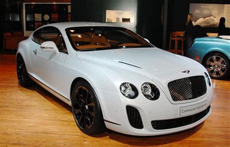 Bentley's Latest Luxury Car Shimmers
