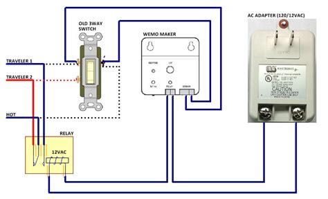wemo 3 way light switch 2 way light switch with wemo maker wemo community