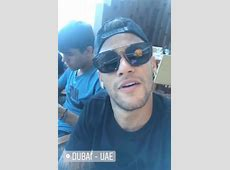 Diduga akan gabung PSG, Neymar sudah tiba di Dubai