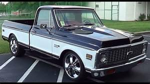 1972 Chevy C  10 Street Truck Big Oak Garage