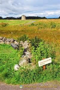 Scotland Clan Stones Culloden Battlefield