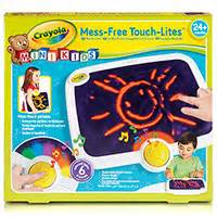 crayola my touch lights my crayola touch lites color pad
