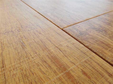 Pavimenti In Bamboo Opinioni by Parquet Bamboo Thermo Light Strand Woven Artigianale