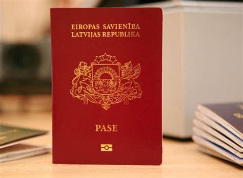 Latvijas pase pasaulē joprojām 10. spēcīgākā   LA.LV